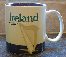 NWT Starbucks IRELAND Global Icon City Collector Series Mug with SKU