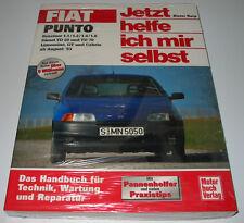 Reparaturanleitung Fiat Punto Typ 176 Benziner + Diesel TD 60 70 Limo GT Cabrio!