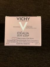 Vichy Idealia Night Recovery gel-balm 1.69 oz Exp. Date 11/18