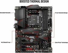MSI MPG X570 Gaming Plus Motherboard (AMD AM4, PCIe 4.0, DDR4, SATA 6Gb/s)