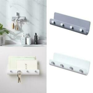 Creative Kitchen Bathroom Hangers Hook Modern Home Key Hook US Holders D2B2