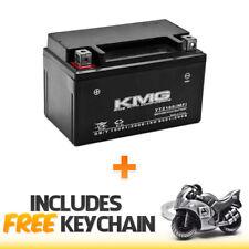 YTZ10S Sealed Maintenance Free Battery 12V Powersport SMF+Sportbike Keychain