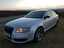 audi A6 S LINE 2.7 DIESEL 7 SPEED AUTOMATIC 2007