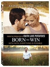 BORN TO WIN DVD - SINGLE DISC EDITION - NEW UNOPENED - GREG KRIEK