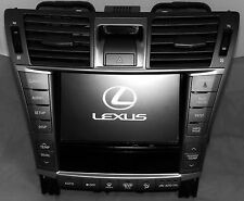 LEXUS LS460/600H HDD HARD DRIVE GPS  NAVIGATION  2010 -12   DISPLAY MONITOR