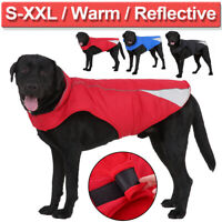 Pet Dog Jackets Clothes Waterproof Puppy Winter Warm Coats Pet Costume Supplies
