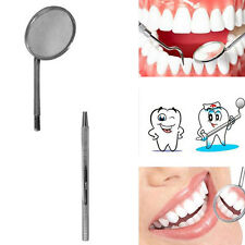 Mouth Tooth Mirror Examination Magnifying Dental Instrument Useful Healthy Tool