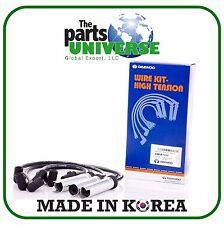 Spark Plug Wire Kit High Tension for Daewoo Cielo NP1332 Daewoo International