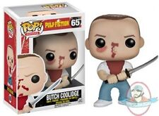 Pop! Movies Pulp Fiction Butch Coolidge Vinyl Figure by Funko