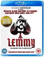 LEMMY - MOTORHEAD  - *BRAND NEW BLU-RAY