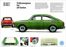 Volkswagen Automobile Advertising