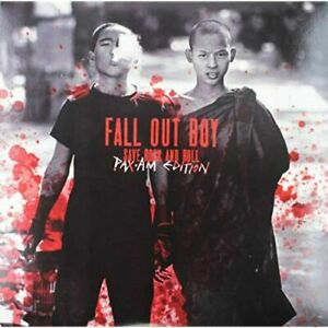 Fall Out Boy Save Rock And Roll Pax Am Edition Vinyl 2x LP Limited Crease