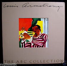 LOUIS ARMSTRONG-THE ABC COLLECTION-A Near Mint  Jazz Album-ABC #AC-30012