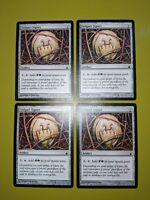 Golgari Signet x4 - Ravnica - Magic the Gathering MTG 4x Playset