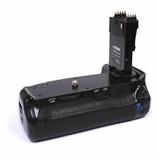 Wasabi Power Battery Grip BG-E14 for Canon LP-E6 and Canon EOS 70D, 80D