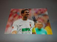 Paul Verhaegh  Niederlande  VfL Wolfsburg signiert signed Autogramm  20x28 Foto