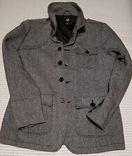 Giacca blazer, da uomo, colore grigio, taglia 50, marca H&M