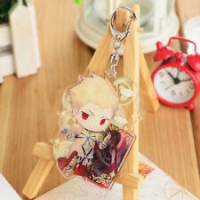 Anime Fate/Grand Order Archer Gilgamesh Keychain Keyring Gift