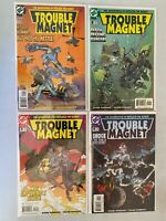Trouble Magnet set #1-4 6.0 FN (2000)