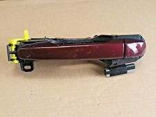 TOYOTA AVENSIS 2012 O/S DRIVERS RIGHT SIDE REAR DOOR OUTER HANDLE