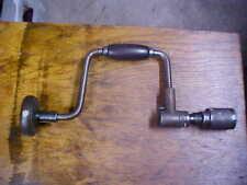"North Bros Yankee 2101-10"" Wood Bit Brace Drill"