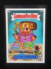 GARBAGE PAIL KIDS 2007 All New Series 6 - Bonus Card #B19 Scrapped Brooke - ANS6