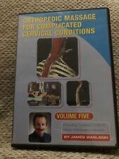 Orthopedic Massage for Complicated Cervical Conditions - James Waslaski Dvd