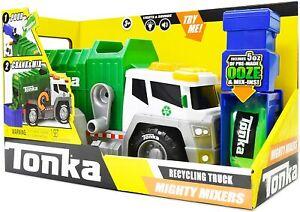 Tonka - Mega Machines Mighty Mixers L&S - Recycling Truck