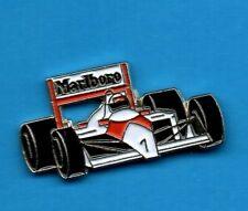 Pin's pins Lapel pin F1 FORMULE 1 McLAREN MARLBORO #1 Signé