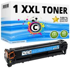 1x XL TONER für HP COLOR LASERJET CM1312MFP CM1312NFI CP1210 CP1215N CP1217 CYAN