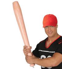 Inflable bate de béisbol 82 cm USA American tema de deportes Fancy Dress Negan Lucille