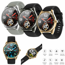 Smart Watch Heart Rate Monitor Fitness Tracker Bluetooth Music for iPhone Huawei