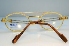 Vintage Eyeglasses Tips Fred Arms Cartier Wood Root Marble Acetate Sunglasses