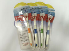3-Sided Toothbrush ultrafine soft-bristle adult toothbrush for Child epacket M&C