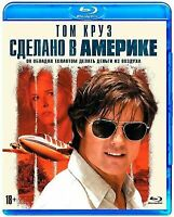 American Made [Blu-ray] New DVD! Ships Fast!