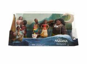 Disney Moana Island Figurine Set- Free Shipping
