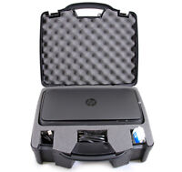 Portable Printer Case For HP Officejet 250 Wireless Printer With Accessories