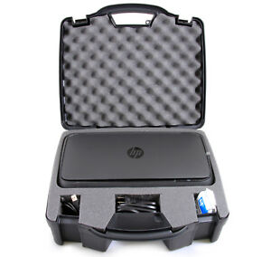 Portable Printer Case for HP Officejet 250 All in One Portable Printer and Ink