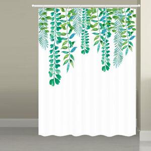 RV Shower Curtain, Small Stall Shower Curtain Bathroom Set Small Curtains