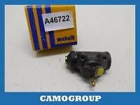 Cylinder Rear Brake Rear Wheel Brake Cylinder Metelli Peugeot 104 309