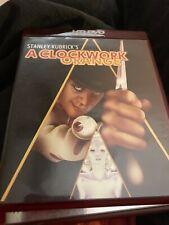 hd dvd. A Clockwork Orange 2disc