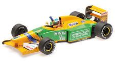 1:18 Minichamps Bennetton Ford B192 1992 Spa Winner Schumacher 110920019