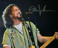 Eddie Vedder Autographed Signed 8x10 Photo ( Pearl Jam ) REPRINT