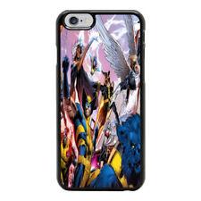 Fundas y carcasas Para iPhone X de plástico de color principal negro para teléfonos móviles y PDAs