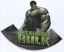 The Incredible Hulk ! Birthday Party Hats >> Great Party Item ! Super Hero !