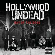 Hollywood Undead - Day Of The Dead - NEW CD (sealed)  PA