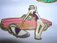 PIN'S PIN UP / MARYLIN MONROE / LES STARS DE LB CREATIONS/ DOUBLE MOULE /SUPERBE