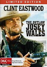 The Outlaw Josey Wales - Action / Western / Clint Eastwood - 2 Disc NEW DVD