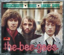 The Bee Gees   CD-MAXI   MASSACHUSETTS   (c) 1988 POLYDOR 885 871-2