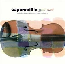 CAPERCAILLIE - Get Out - NEW & SEALED CD Gaelic Live Remixes Irish Celtic Music